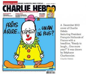 The Men Behind the Cartoons at Charlie Hebdo